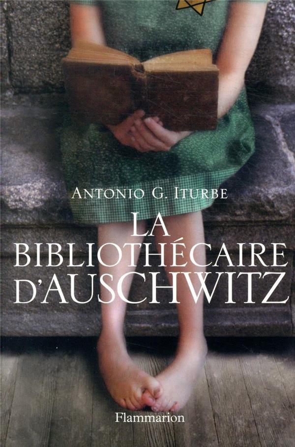 LA BIBLIOTHECAIRE D'AUSCHWITZ ITURBE ANTONIO G. PYGMALION
