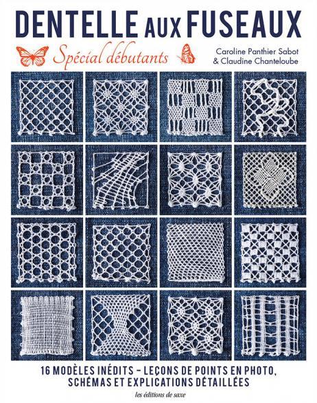 DENTELLE AUX FUSEAUX  -  SPECIAL DEBUTANT PANTHIER-SABOT DE SAXE