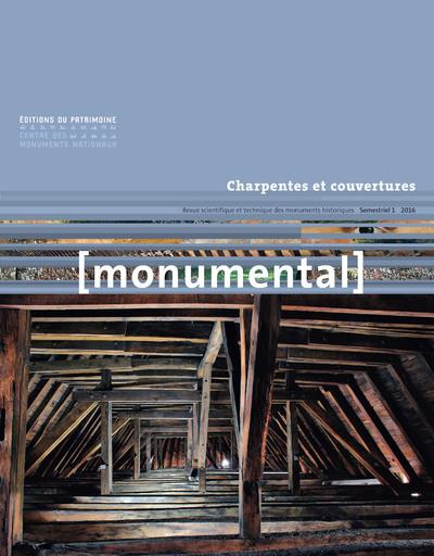 MONUMENTAL 2016-1 CHARPENTES & COUVERTURES