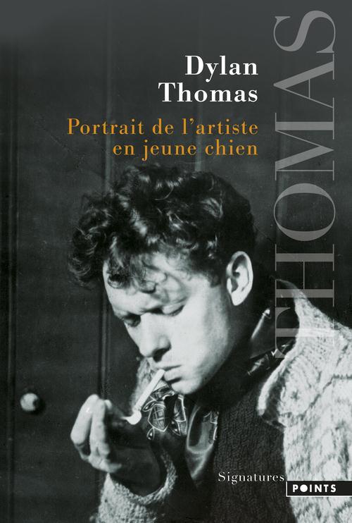 PORTRAIT DE L'ARTISTE EN JEUNE CHIEN
