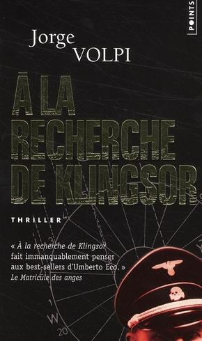 A LA RECHERCHE DE KLINGSOR