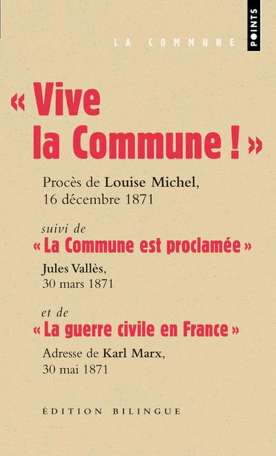 GRANDS DISCOURS : LA COMMUNE