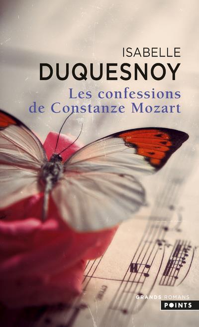 DUQUESNOY, ISABELLE - LES CONFESSIONS DE CONSTANZE MOZART