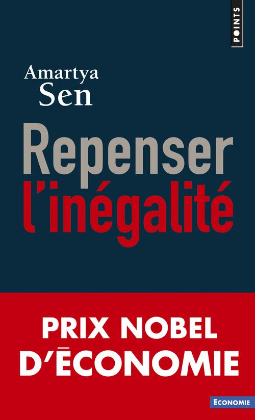 REPENSER L'INEGALITE SEN AMARTYA POINTS
