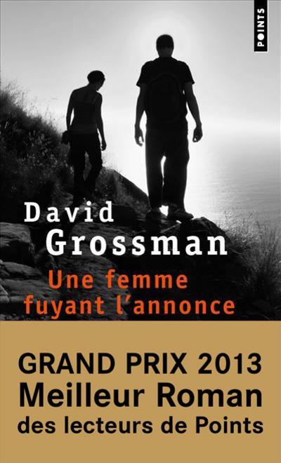 UNE FEMME FUYANT L-ANNONCE GROSSMAN DAVID POINTS