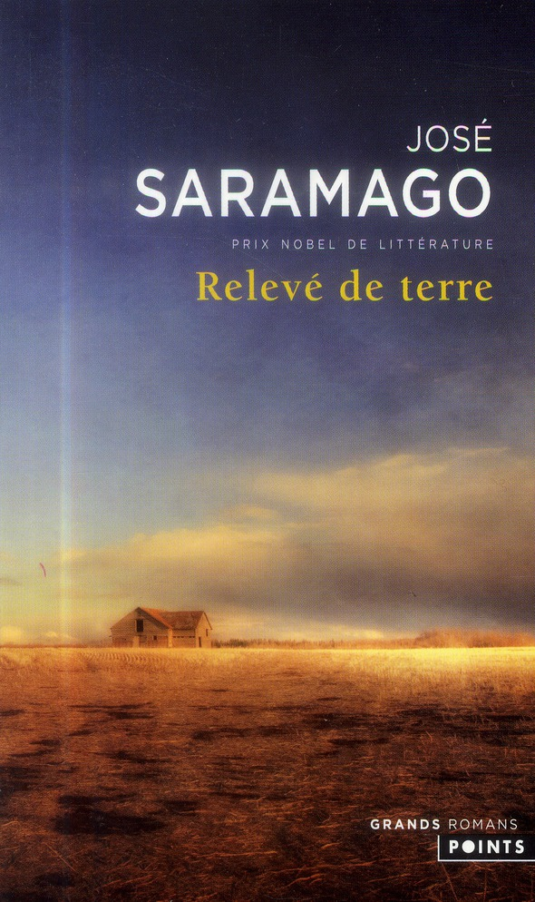 RELEVE DE TERRE SARAMAGO JOSE Points
