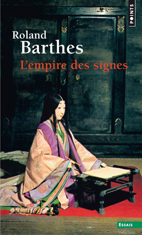 EMPIRE DES SIGNES  (L-)