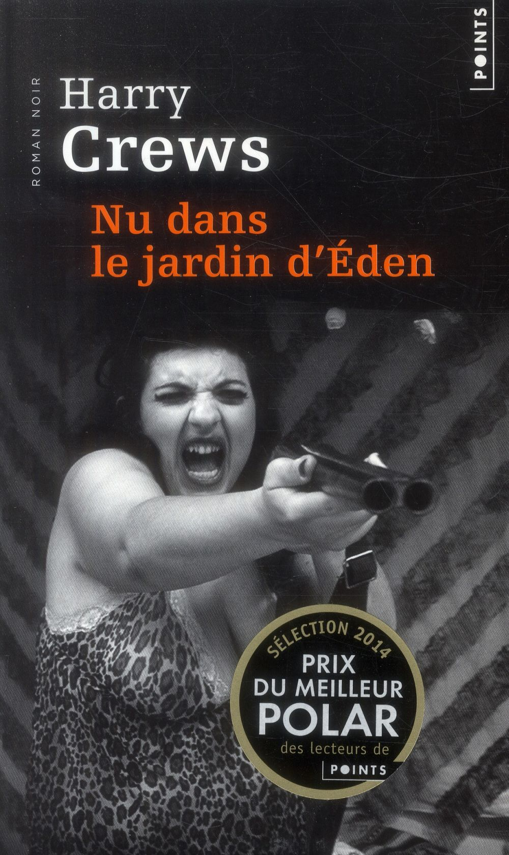 NU DANS LE JARDIN D'EDEN