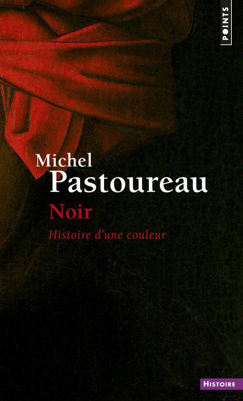 NOIR. HISTOIRE D'UNE COULEUR PASTOUREAU MICHEL Points
