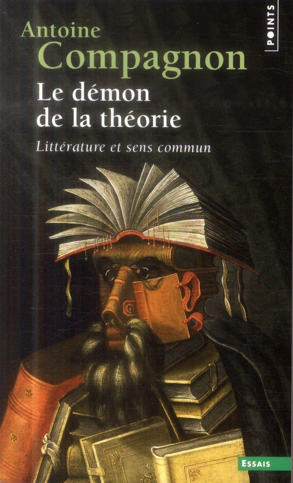 LE DEMON DE LA THEORIE. LITTER COMPAGNON ANTOINE POINTS