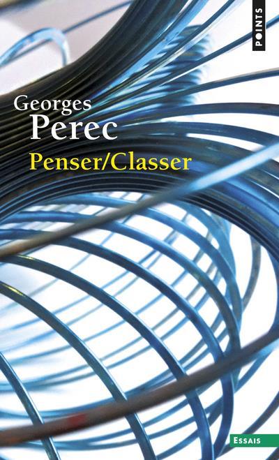PENSERCLASSER PEREC GEORGES Points