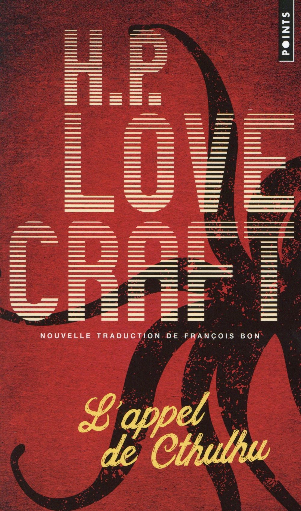 Lovecraft Howard Phillips - L'APPEL DE CTHULHU