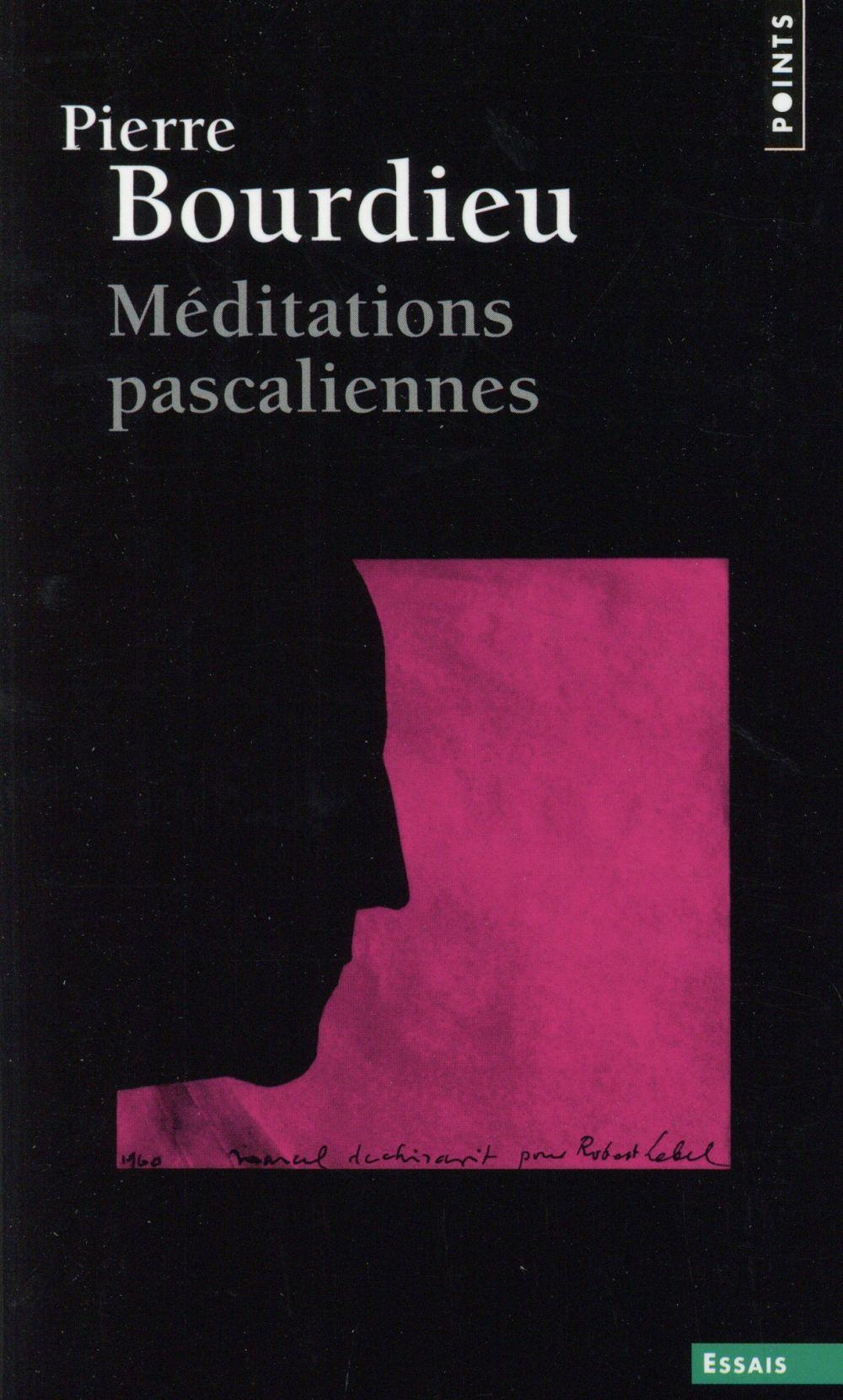 MEDITATIONS PASCALIENNES