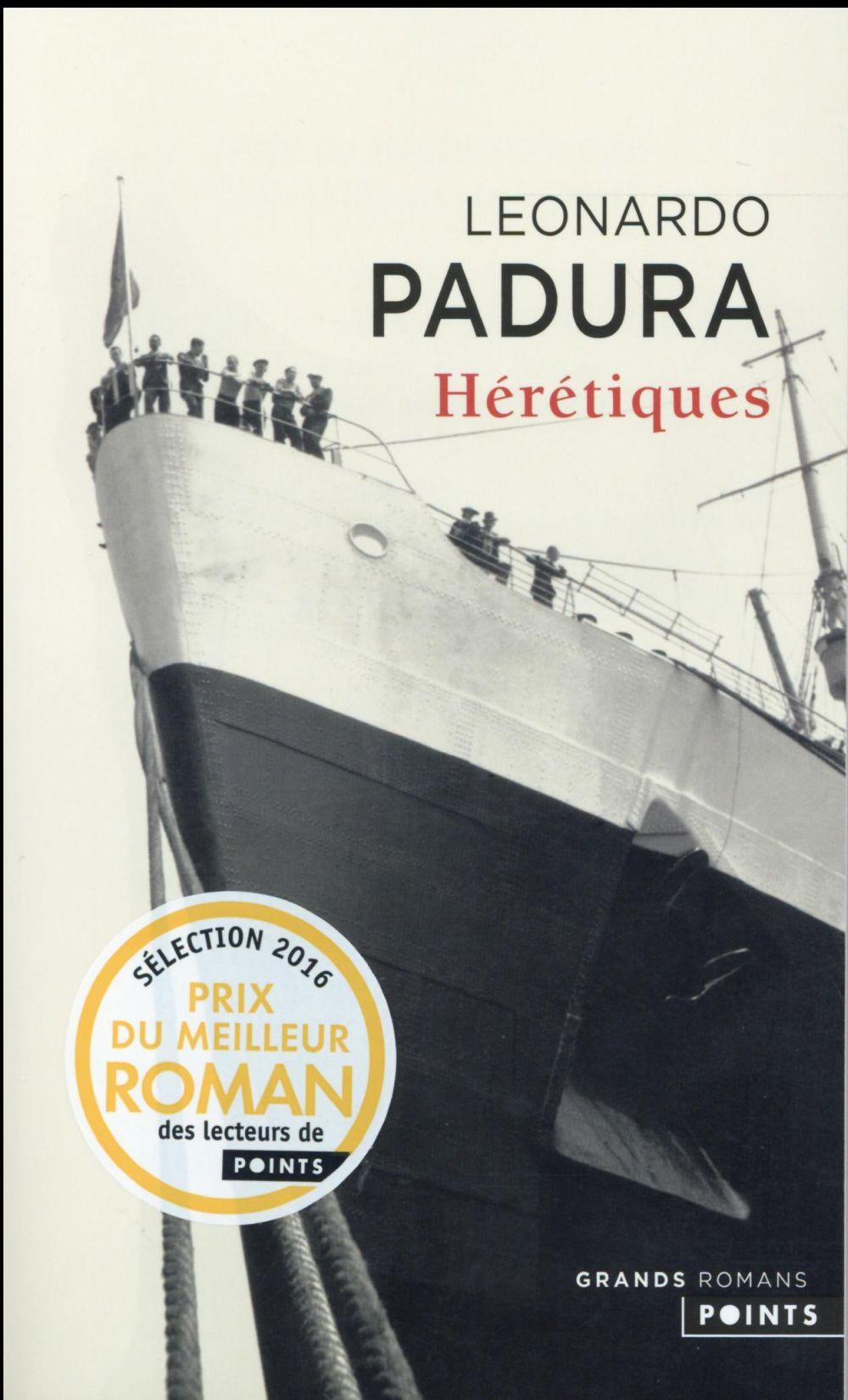 HERETIQUES PADURA LEONARDO Points