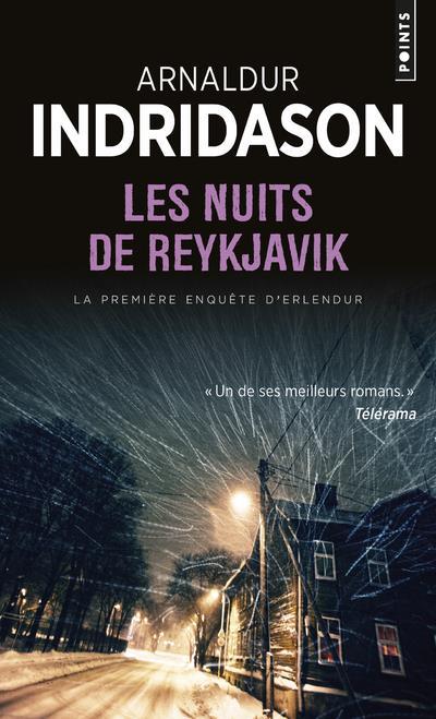 LES NUITS DE REYKJAVIK INDRIDASON ARNALDUR Points