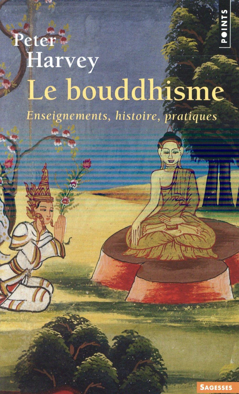 LE BOUDDHISME. ENSEIGNEMENTS, HISTOIRE, PRATIQUES Harvey Peter Points