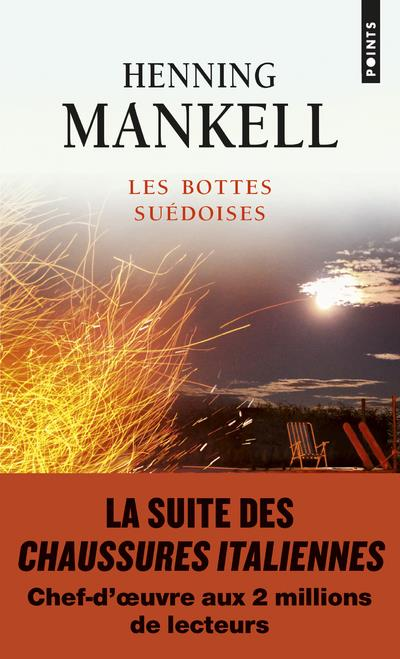 LES BOTTES SUEDOISES MANKELL HENNING POINTS