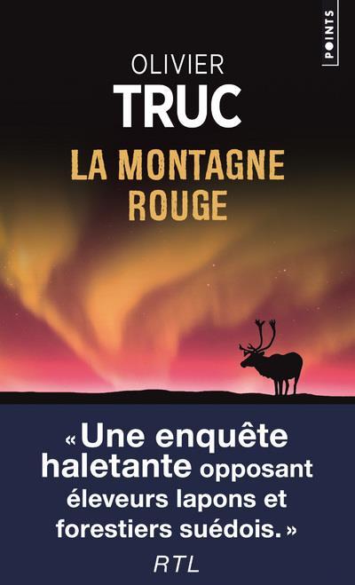LA MONTAGNE ROUGE TRUC OLIVIER POINTS
