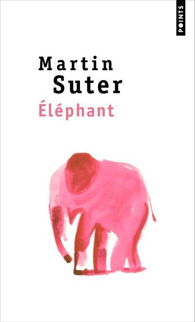 ELEPHANT SUTER, MARTIN POINTS