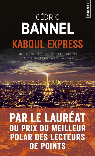KABOUL EXPRESS  POINTS