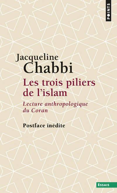 LES TROIS PILIERS DE L'ISLAM - LECTURE ANTHROPOLOGIQUE DU CORAN  POINTS