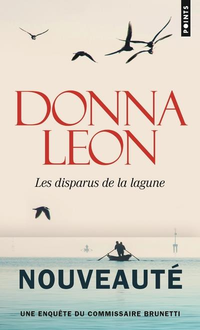 LES DISPARUS DE LA LAGUNE LEON DONNA POINTS