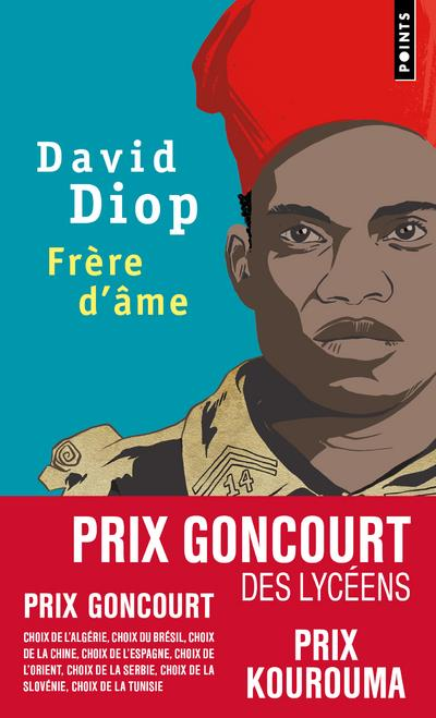 FRERE D'AME DIOP DAVID POINTS