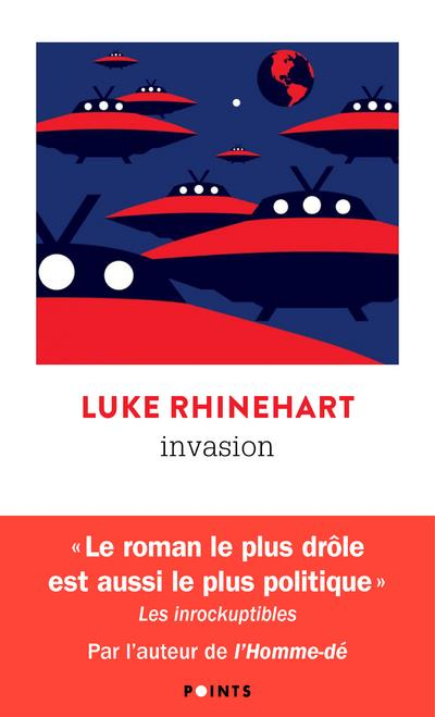 INVASION RHINEHART LUKE POINTS
