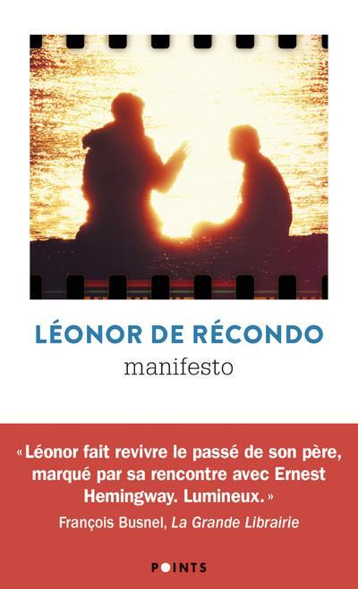 MANIFESTO DE RECONDO LEONOR POINTS