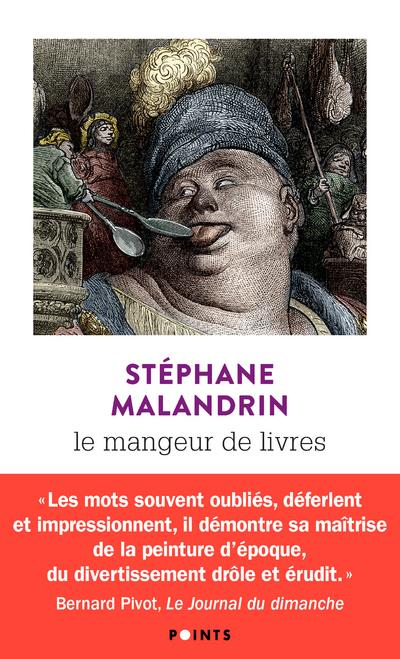 LE MANGEUR DE LIVRES MALANDRIN STEPHANE POINTS