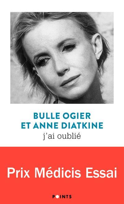 J'AI OUBLIE OGIER/DIATKINE POINTS