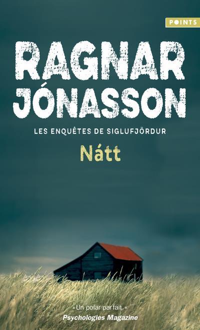 NATT JONASSON, RAGNAR POINTS
