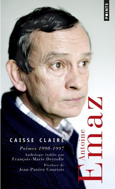 CAISSE CLAIRE  -  POEMES 1990-1997