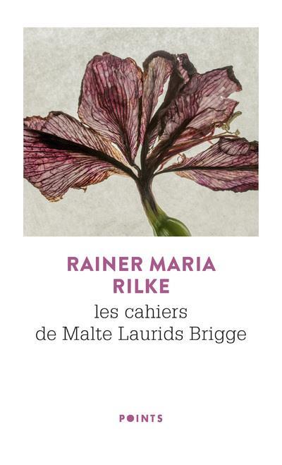 LES CAHIERS DE MALTE LAURIDS BRIGGE RILKE/MODIANO POINTS