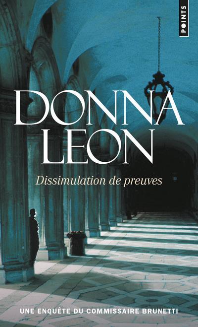 DISSIMULATION DE PREUVES