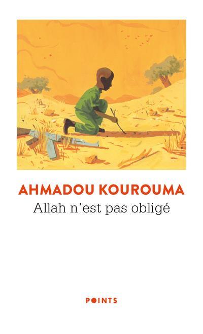 ALLAH N'EST PAS OBLIGE KOUROUMA AHMADOU POINTS