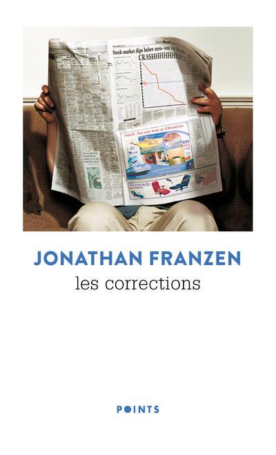 LES CORRECTIONS FRANZEN, JONATHAN POINTS