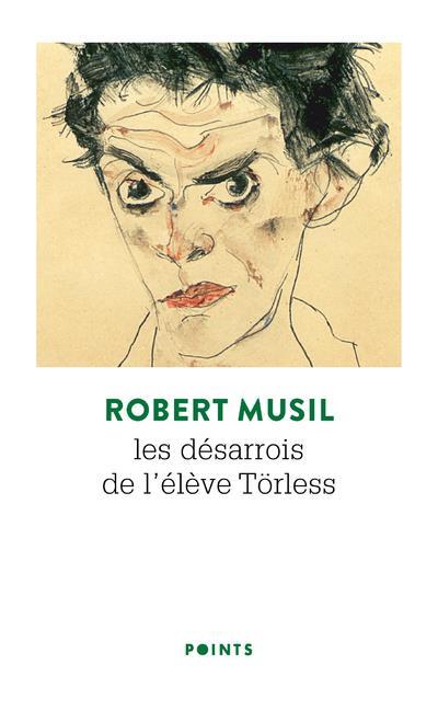 LES DESARROIS DE L'ELEVE TORLESS MUSIL, ROBERT POINTS