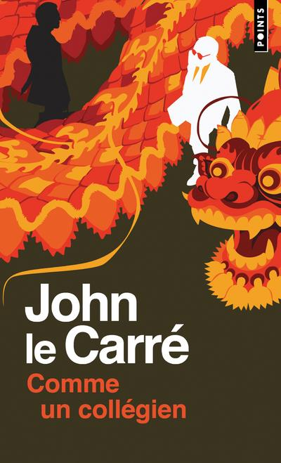 COMME UN COLLEGIEN LE CARRE JOHN POINTS