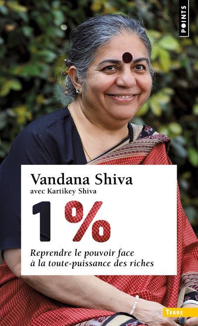 1 %  -  REPRENDRE LE POUVOIR FACE A LA TOUTE-PUISSANCE DES RICHES SHIVA/HERVE-GRUYER POINTS