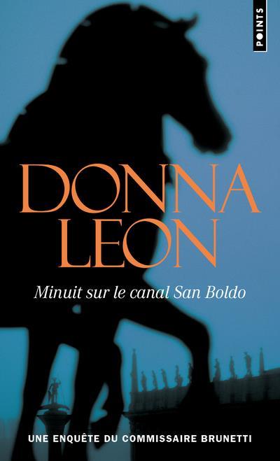 MINUIT SUR LE CANAL SAN BOLDO LEON, DONNA NC