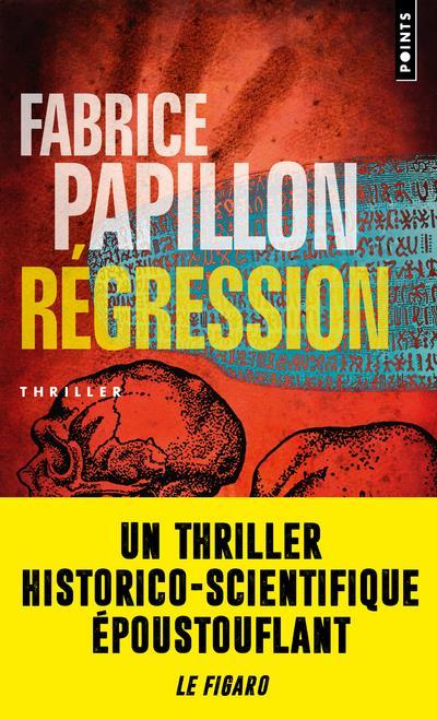 REGRESSION PAPILLON FABRICE POINTS