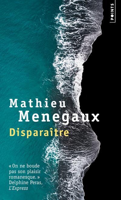 DISPARAITRE MENEGAUX, MATHIEU POINTS