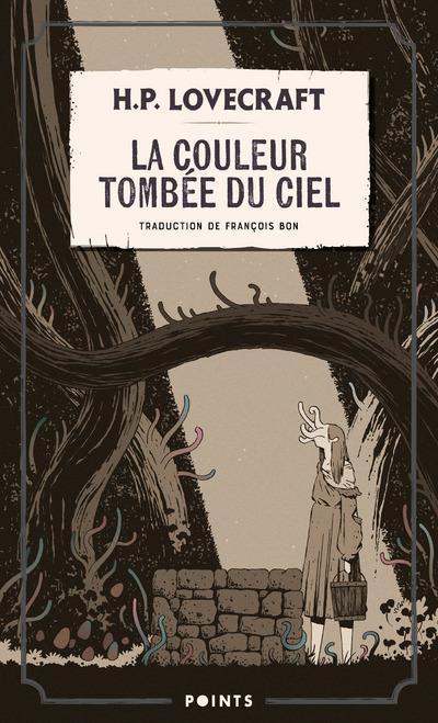 LA COULEUR TOMBEE DU CIEL  -  LA CHOSE SUR LE SEUIL LOVECRAFT H P. POINTS