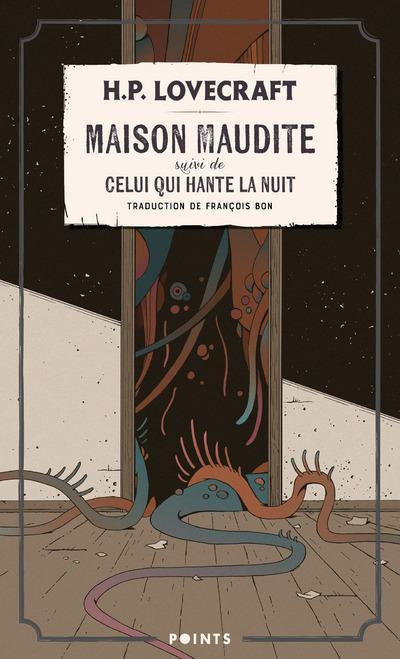 MAISON MAUDITE  -  CELUI QUI HANTE LA NUIT LOVECRAFT H P. POINTS