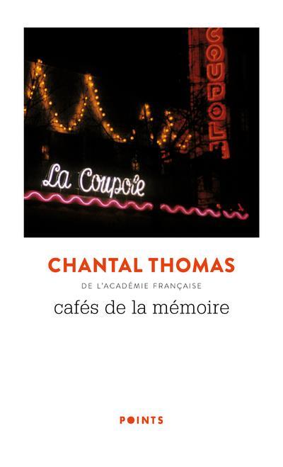 CAFES DE LA MEMOIRE THOMAS CHANTAL POINTS