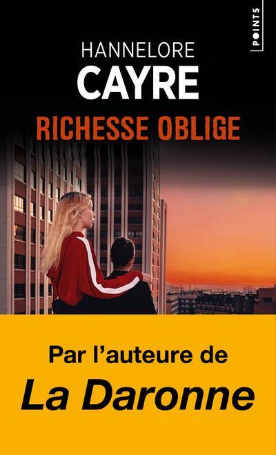 RICHESSE OBLIGE CAYRE, HANNELORE POINTS