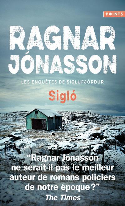 SIGLO JONASSON, RAGNAR POINTS