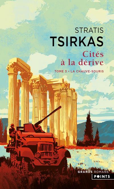 CITES A LA DERIVE T.3 : LA CHAUVE-SOURIS