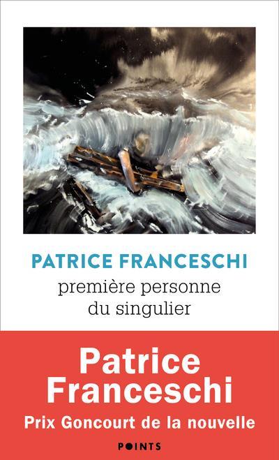PREMIERE PERSONNE DU SINGULIER  -  LA LIGNE DE DEMARCATION